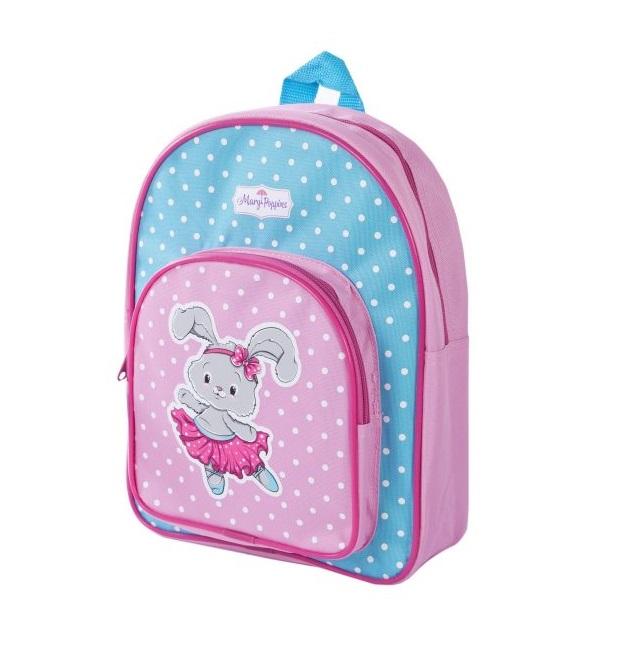 Рюкзак с декоративным принтом – ЗайкаШкольные рюкзаки<br>Рюкзак с декоративным принтом – Зайка<br>
