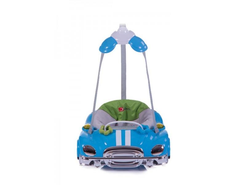 Прыгунки Auto, цвет - Virigian blueДетские прыгунки<br>Прыгунки Auto, цвет - Virigian blue<br>