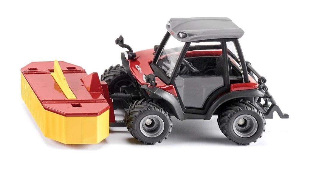 Купить Трактор - Aebi TerraTrac TT211, Siku