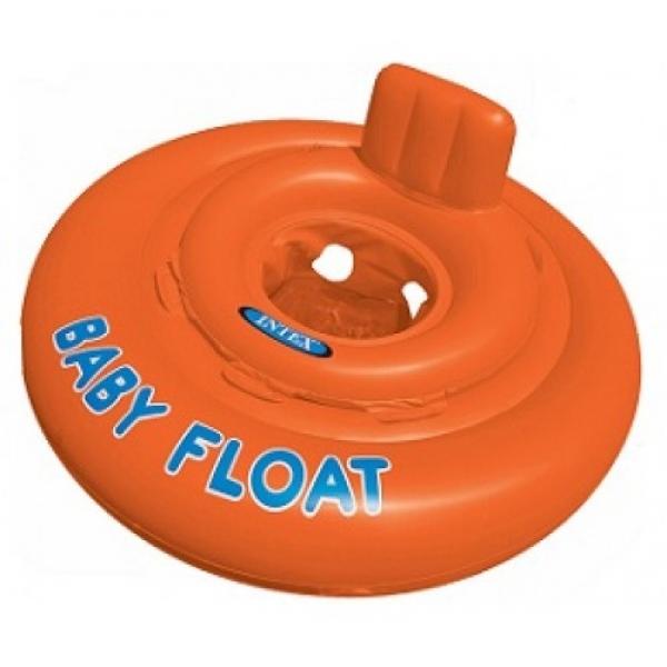 Круг-плот для плавания, 76 смНадувные животные, круги и матрацы<br>Круг-плот для плавания, 76 см<br>