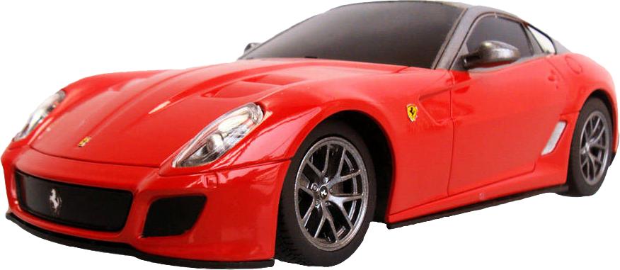Машинка на радиоуправлении Ferrari 599 GTO, масштаб 1:32Машины на р/у<br>Машинка на радиоуправлении Ferrari 599 GTO, масштаб 1:32<br>