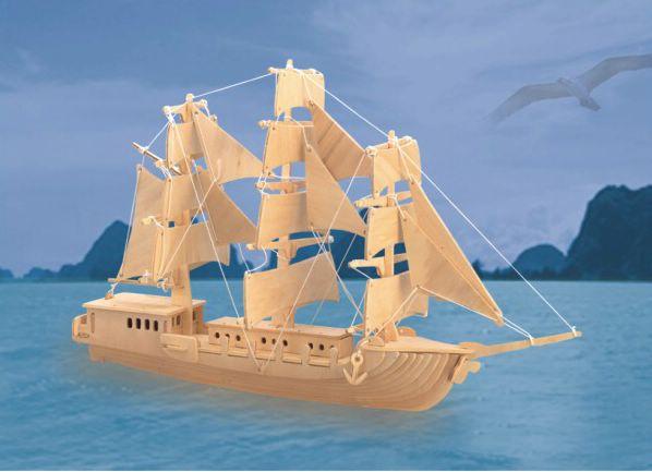 Модели кораблей из дерева собрать своими руками