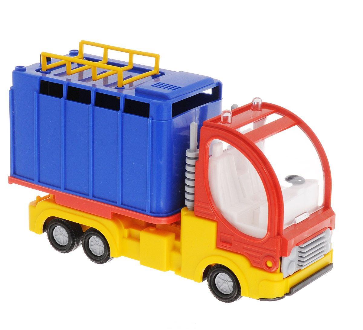 Купить Фургон малый – Дальнобойщик, 18, 5 см, ПК Форма