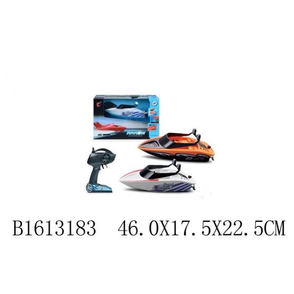 Катер радиоуправляемый на аккумуляторе, USB з/у