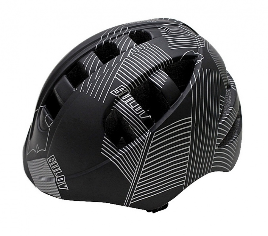 Шлем  Nipton L, black - Защита: шлемы и пр., артикул: 158439