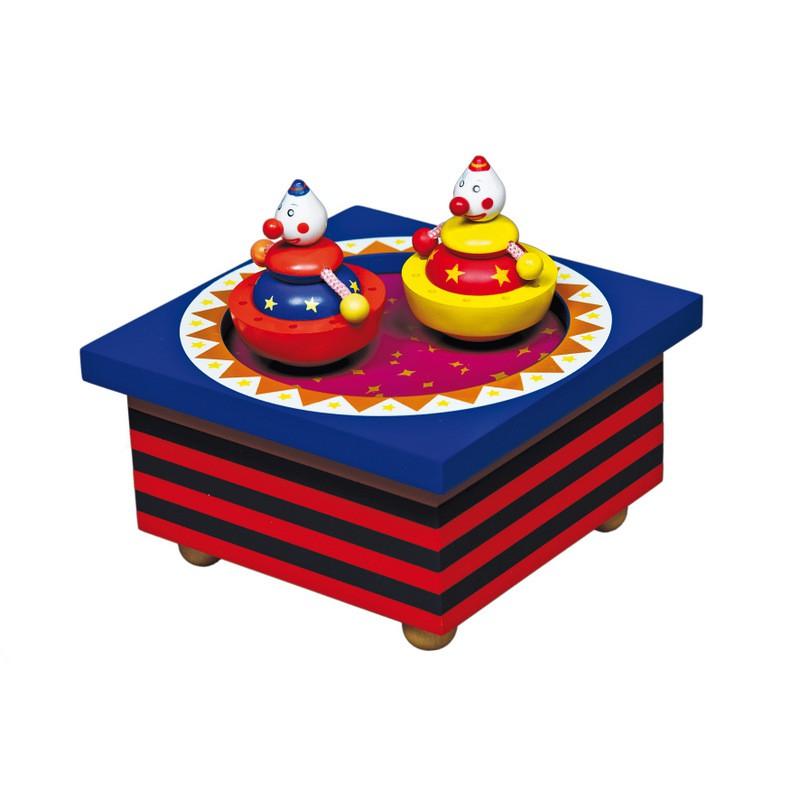 Музыкальная шкатулка, серия ЦиркМузыкальные ночники и проекторы<br>Музыкальная шкатулка, серия Цирк<br>