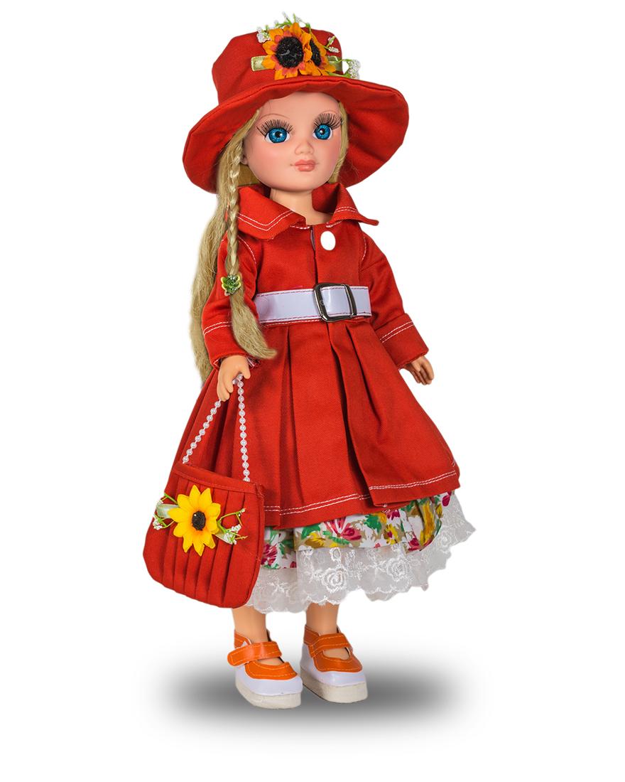 Озвученная кукла Анастасия - Осень, 42 смРусские куклы фабрики Весна<br>Озвученная кукла Анастасия - Осень, 42 см<br>