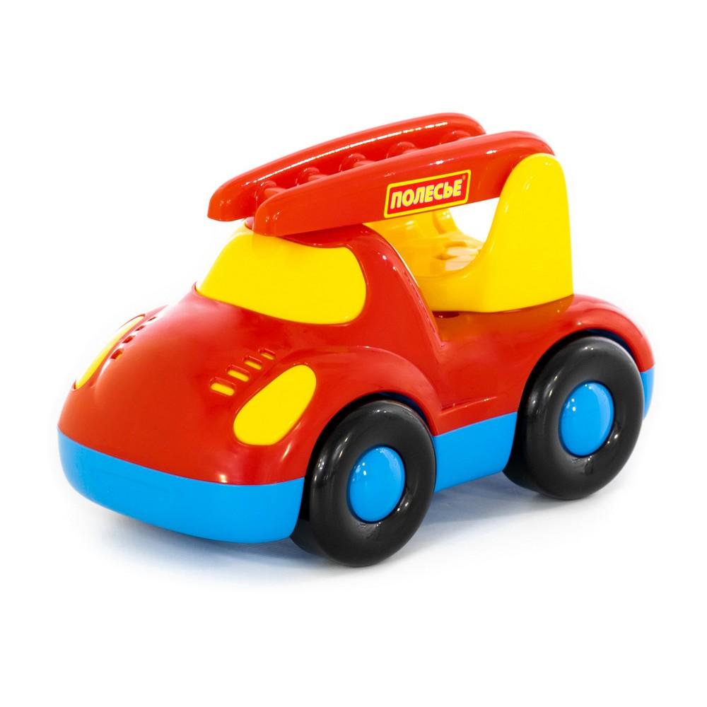 Пожарный автомобиль Дружок Полесье