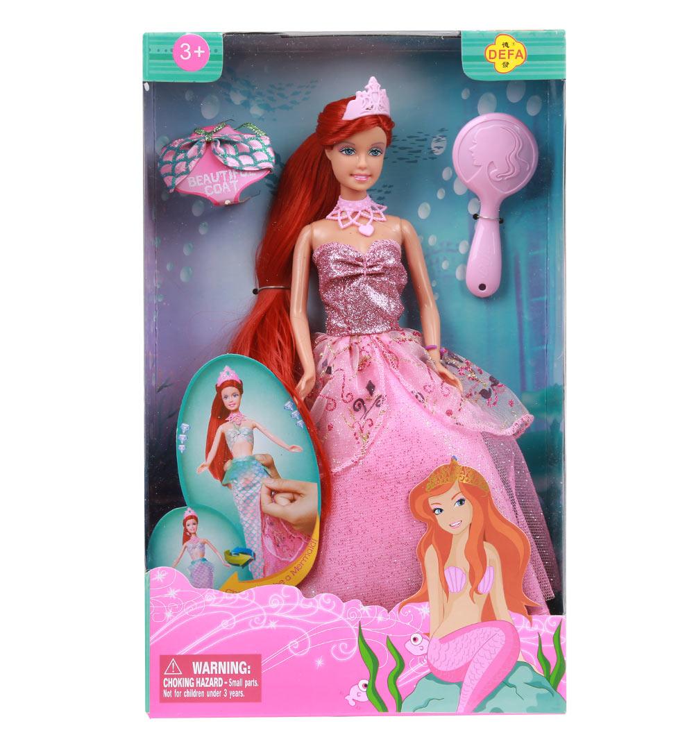 Кукла Lucy - Принцесса РусалочкаКуклы Defa Lucy<br>Кукла Lucy - Принцесса Русалочка<br>