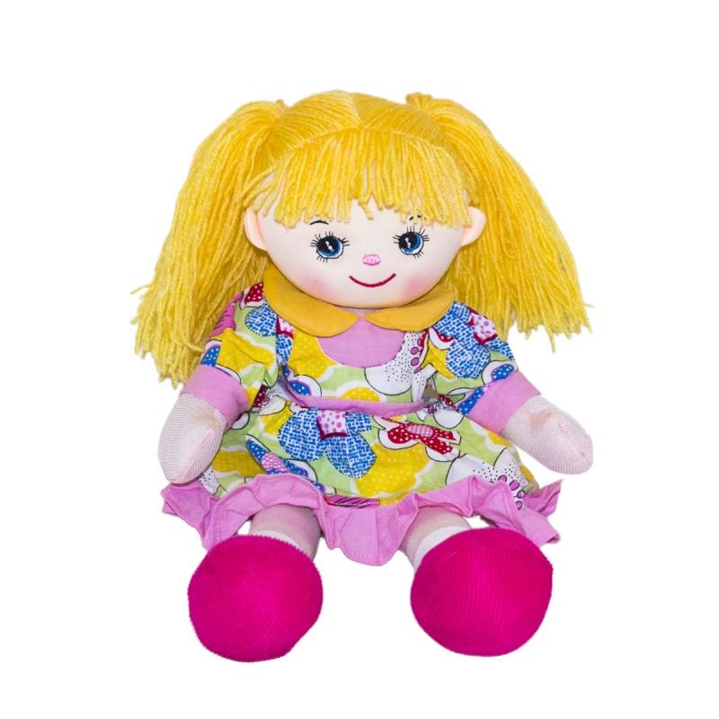 Мягкая кукла Лимоника, 30 см.Мягкие куклы<br>Мягкая кукла Лимоника, 30 см.<br>