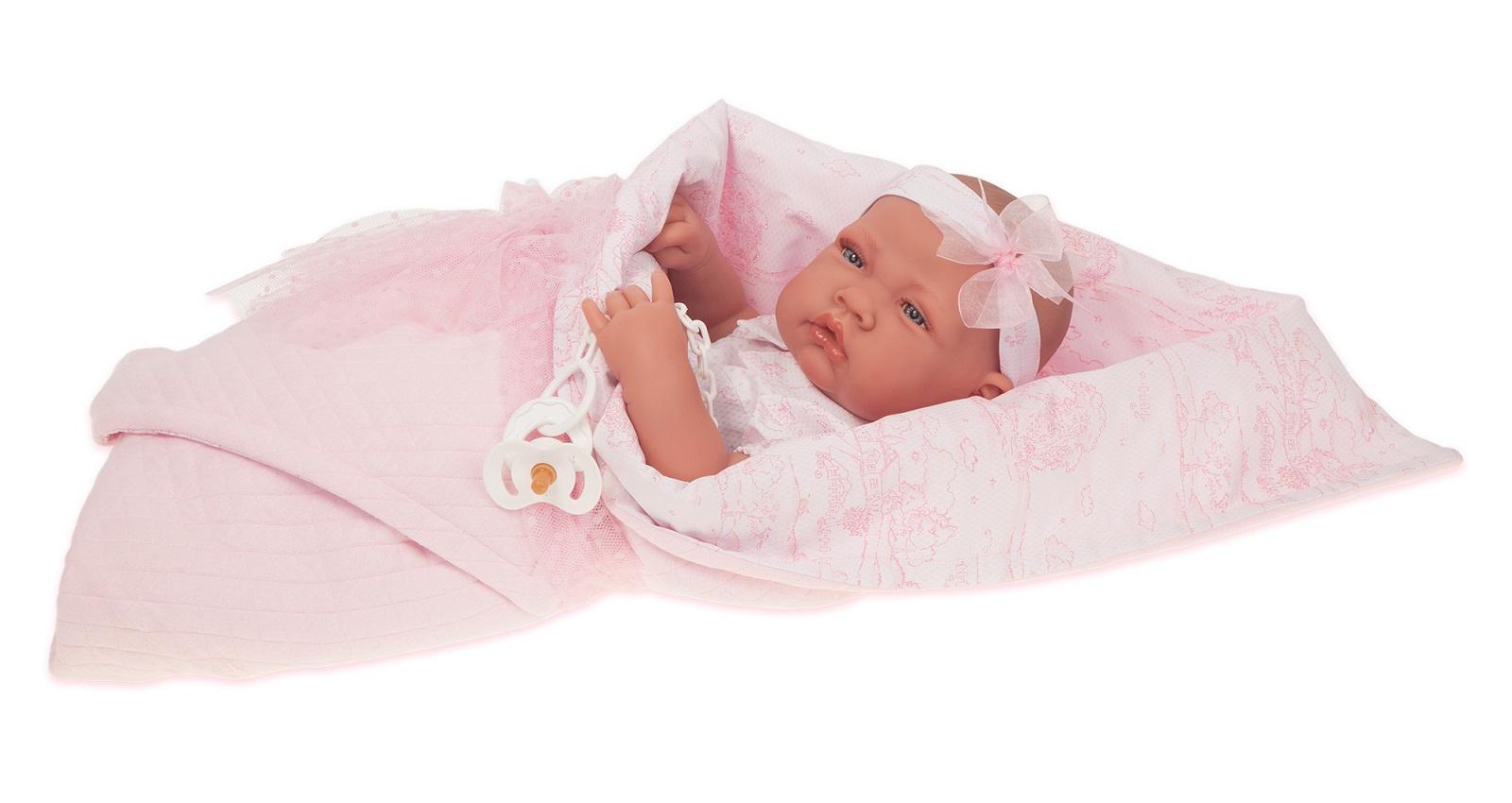 Купить Кукла-младенец Мириам, 42 см, Antonio Juan Munecas