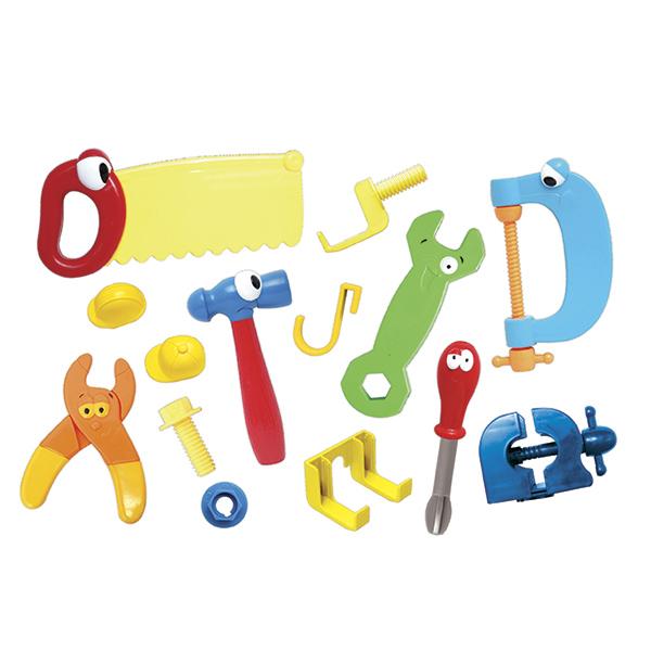 Игровой набор - Мастерская с рабочим столомДетские мастерские, инструменты<br>Игровой набор - Мастерская с рабочим столом<br>