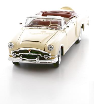 Винтажная модель Packard Caribbean, масштаб 1:24Винтажные модели<br>Винтажная модель Packard Caribbean, масштаб 1:24<br>