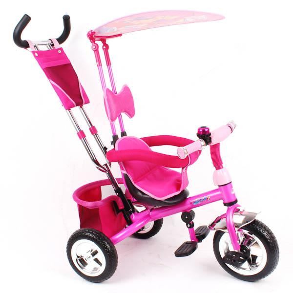 Детский трехколесный велосипед «Winx»Велосипеды детские<br>Детский трехколесный велосипед «Winx»<br>