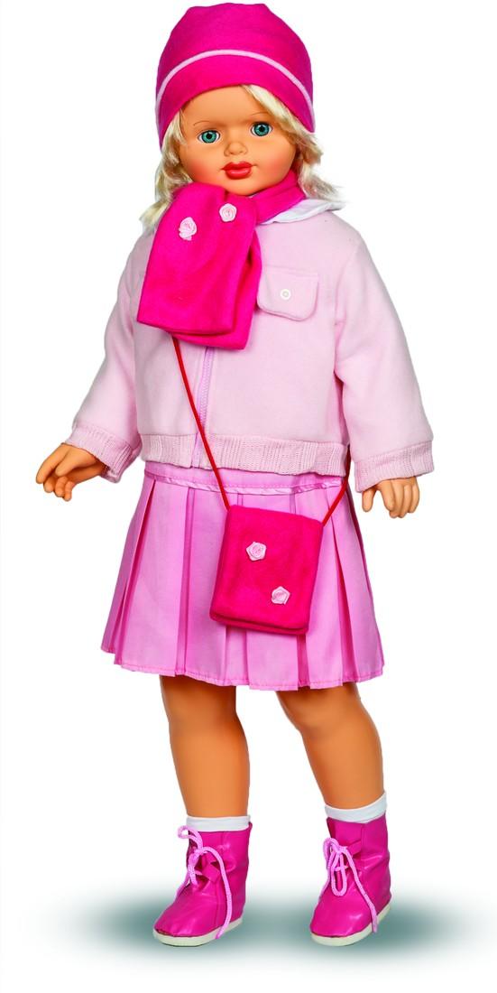 Кукла Снежана 16 со звуковым устройством  87 смРусские куклы фабрики Весна<br>Кукла Снежана 16 со звуковым устройством  87 см<br>