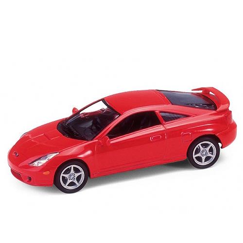 Коллекционная машинка Toyota Celica 2002, масштаб 1:34-39 от Toyway