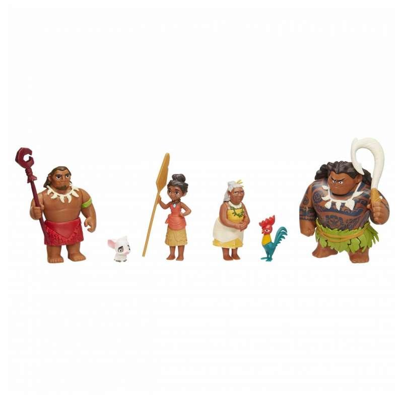 Маленькие куклы Моана - несколько кукол в набореМоана (Moana)<br>Маленькие куклы Моана - несколько кукол в наборе<br>