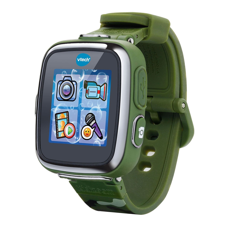 Детские наручные часы Kidizoom SmartWatch DX, цвет – камуфляж