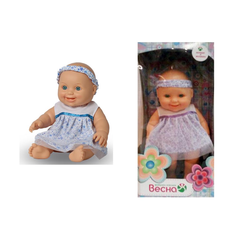 Кукла девочка - Малышка 13, 30 смРусские куклы фабрики Весна<br>Кукла девочка - Малышка 13, 30 см<br>
