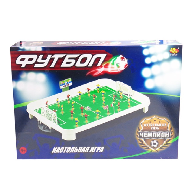 Настольная игра - ФутболНастольный футбол<br>Настольная игра - Футбол<br>