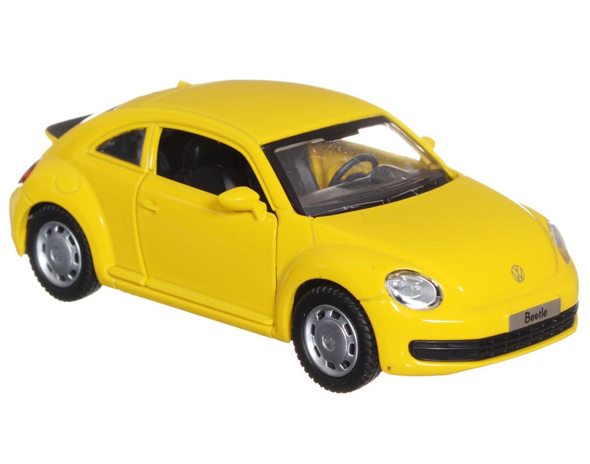 Машина металлическая инерционная - Volkswagen The BeetleVolkswagen<br>Машина металлическая инерционная - Volkswagen The Beetle<br>