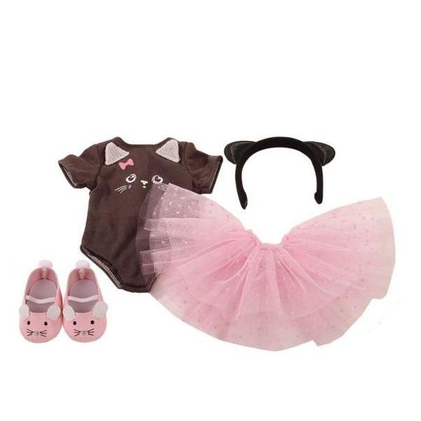 Купить Набор одежды для куклы-балерины, 5 предметов, Gotz
