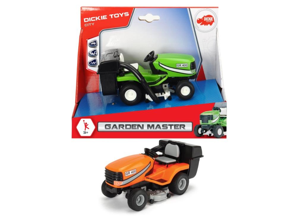 Трактор садовый, 1:24, 13 см, 2 видаИгрушечные тракторы<br>Трактор садовый, 1:24, 13 см, 2 вида<br>