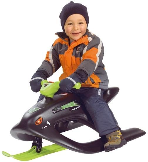 Big Bobby-bob Wild spider Детский снегокат - Зимние товары, артикул: 21286