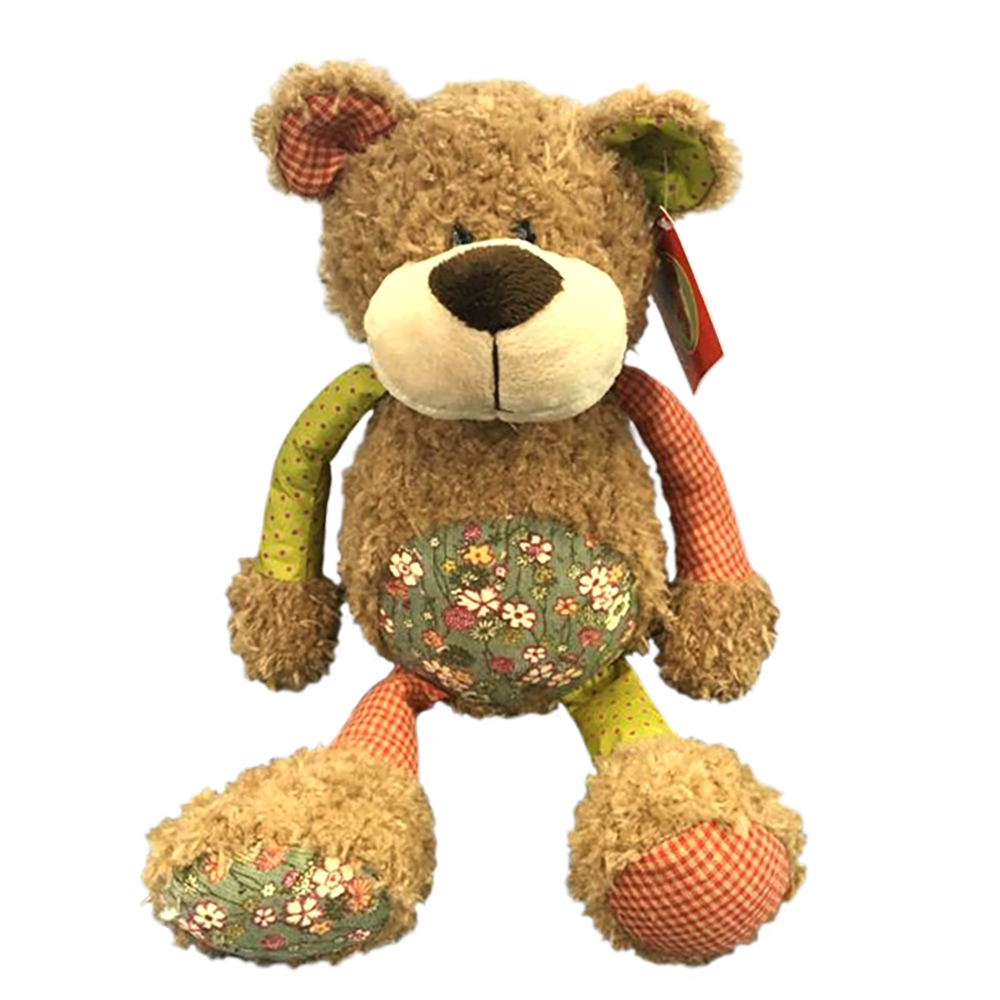 Мягкая игрушка  Миша Бен, 22 см - Медведи, артикул: 172250