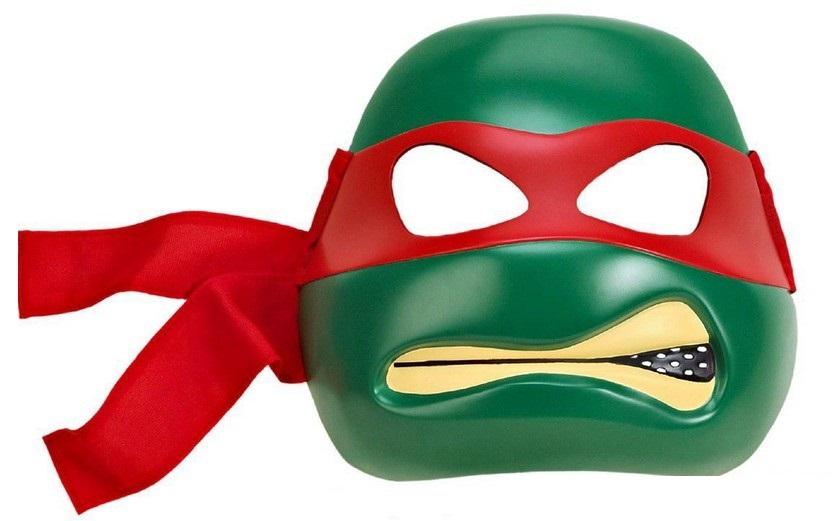 Маска Черепашек Ниндзя Рафаэль TmntКарнавальные маски и колпаки<br>Маска Черепашек Ниндзя Рафаэль Tmnt<br>