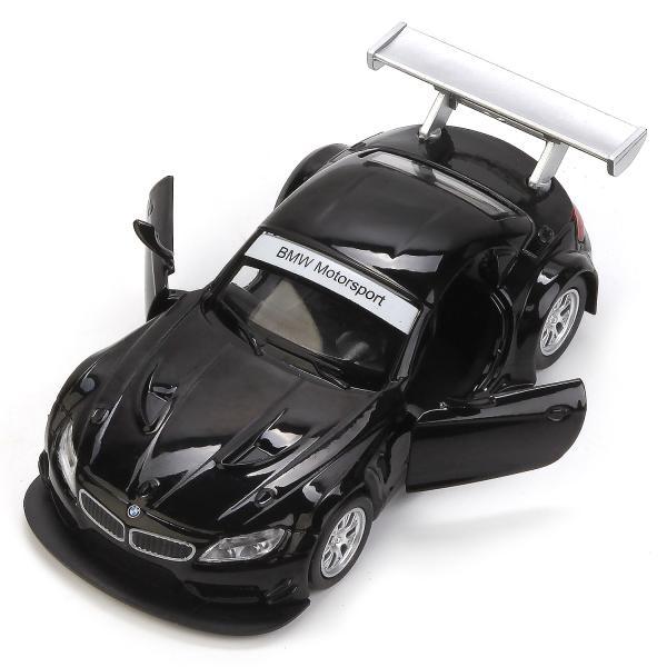 Металлическая инерционная машина - BMW Z-4 GT3, 1:38BMW<br>Металлическая инерционная машина - BMW Z-4 GT3, 1:38<br>