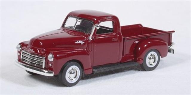 Коллекционный автомобиль 1950 года - GMC пикап, 1/43Винтажные модели<br>Коллекционный автомобиль 1950 года - GMC пикап, 1/43<br>
