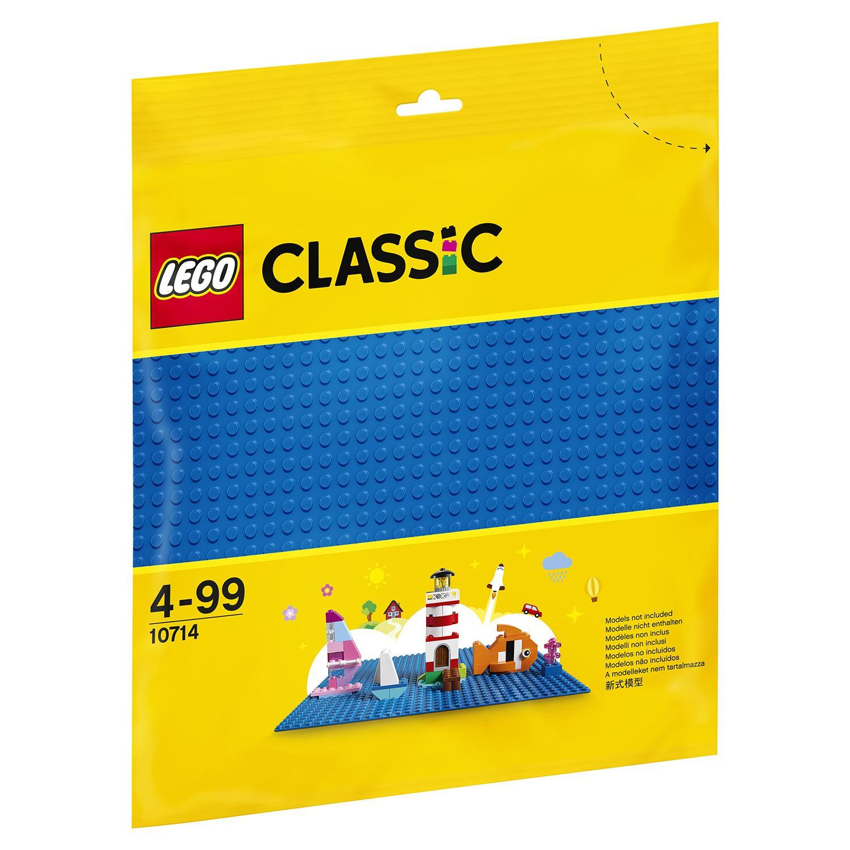 Конструктор Lego Classic - Синяя базовая пластина