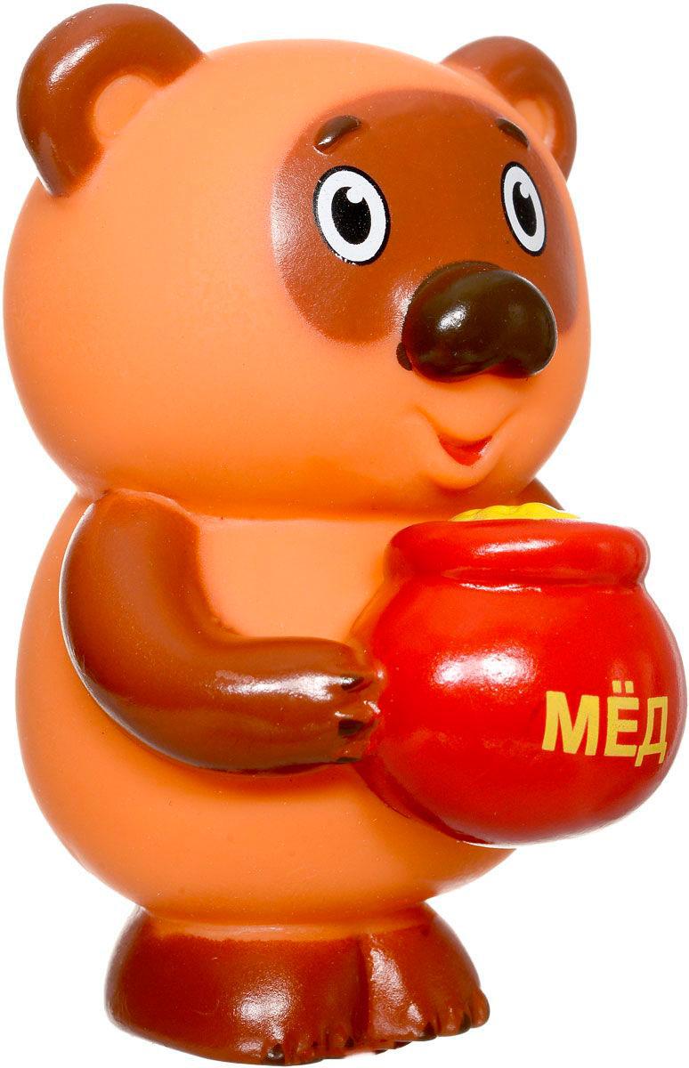 Игрушка для купания - Винни-Пух, в сеткеИгрушки для ванной<br>Игрушка для купания - Винни-Пух, в сетке<br>