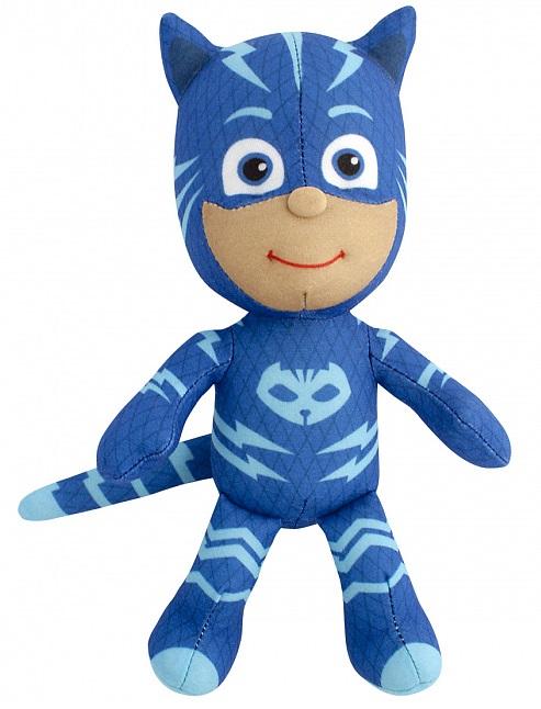 Мягкая игрушка – Кэтбой Герои в масках PJ masks, 20 см.Герои в масках PJ Masks<br>Мягкая игрушка – Кэтбой Герои в масках PJ masks, 20 см.<br>