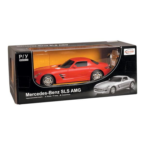 Радиоуправляемая машина Mercedes SLS AMGМашины на р/у<br>Радиоуправляемая машина Mercedes SLS AMG<br>