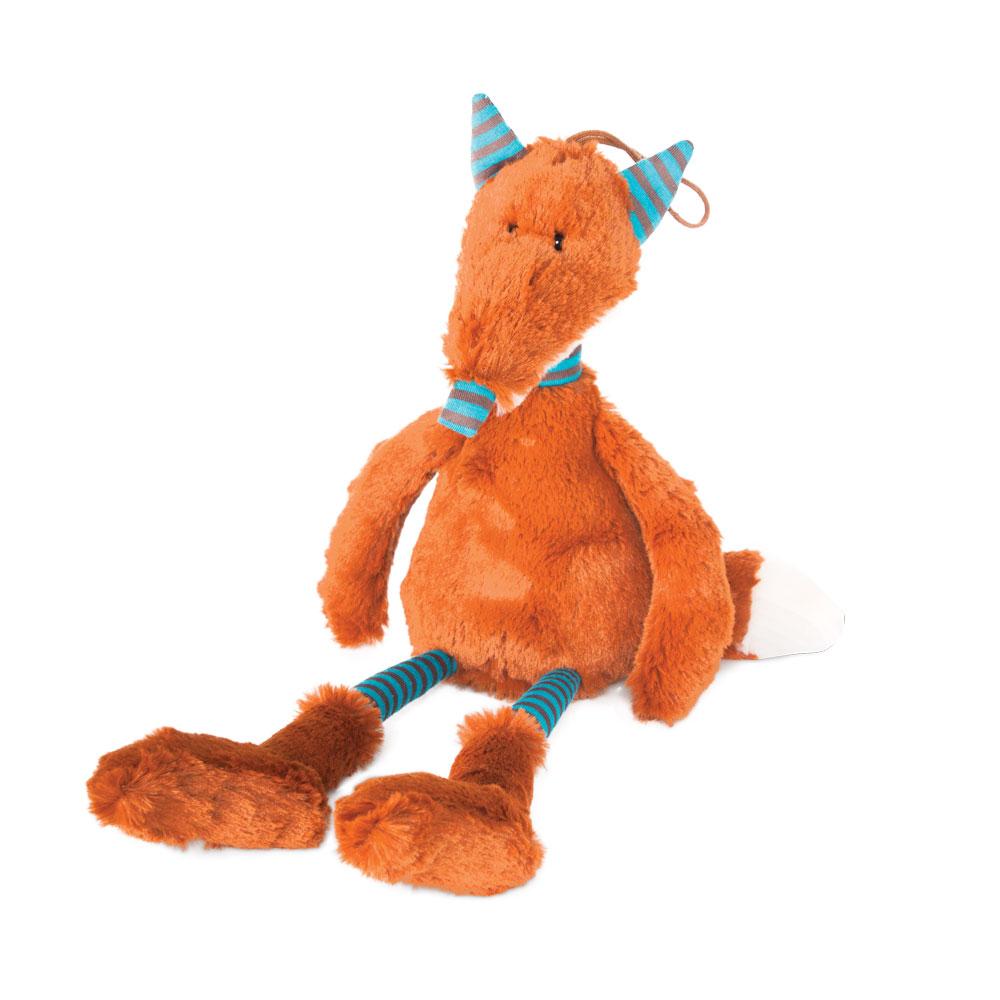 Мягкая игрушка - Лис Фокси, 38 см Gulliver