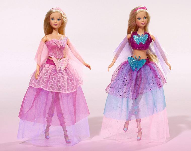 Кукла Штеффи-принцесса, 29 см., 2 видаКуклы Steffi (Штеффи)<br>Кукла Штеффи-принцесса, 29 см., 2 вида<br>