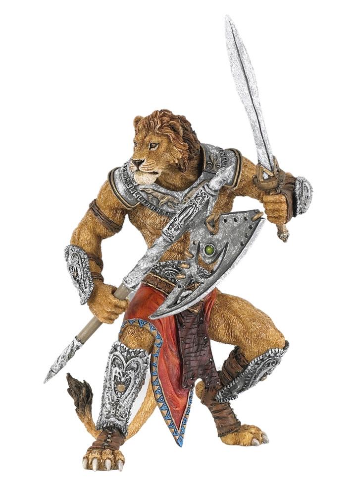 Фигурка Человек-левФигурки Papo<br>Фигурка Человек-лев<br>