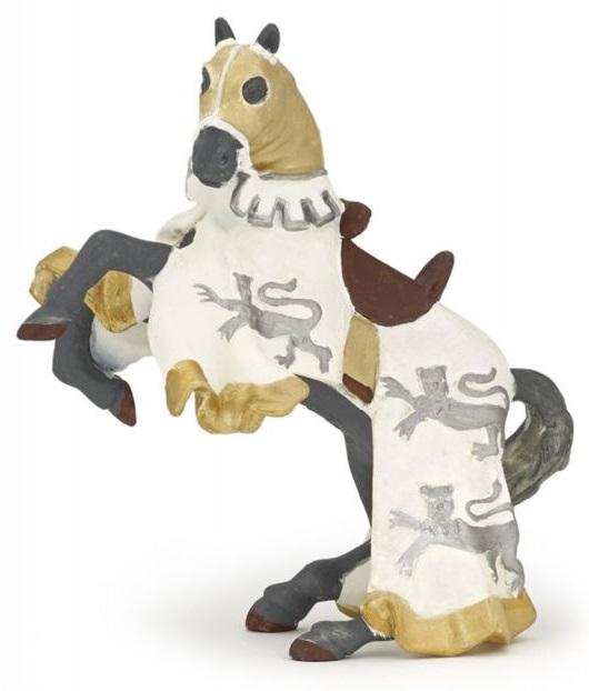 Купить Фигурка Игровая фигурка - Конь короля Ричарда, белый, Papo