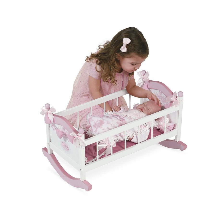 Кроватка для куклы своими руками из труб фото 221