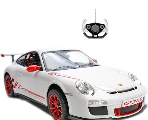 Rastar Porsche GT3 RS на радиоуправленииМашины на р/у<br>Rastar Porsche GT3 RS на радиоуправлении<br>