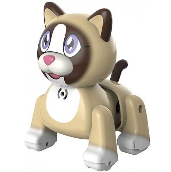 Silverlit Интерактивный котенок - Сноу-шу