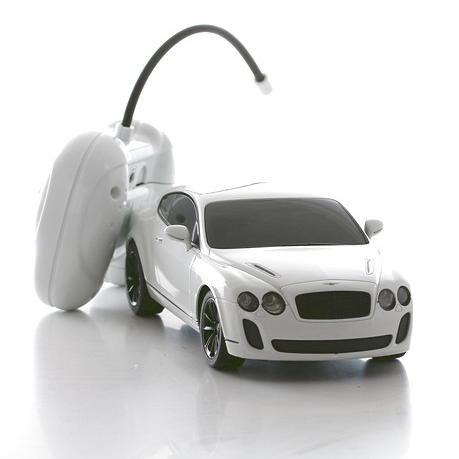 Радиоуправляемая модель машины Bentley Continental от Toyway
