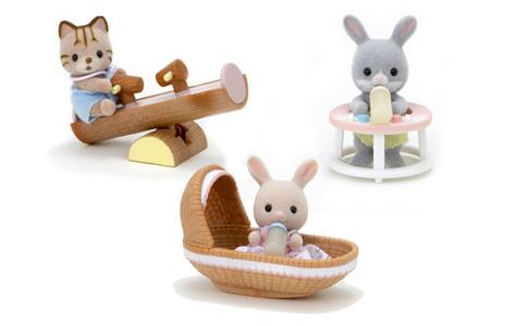 Игрушка младенец Sylvanian Families - Игрушки Sylvanian Families, артикул: 28219