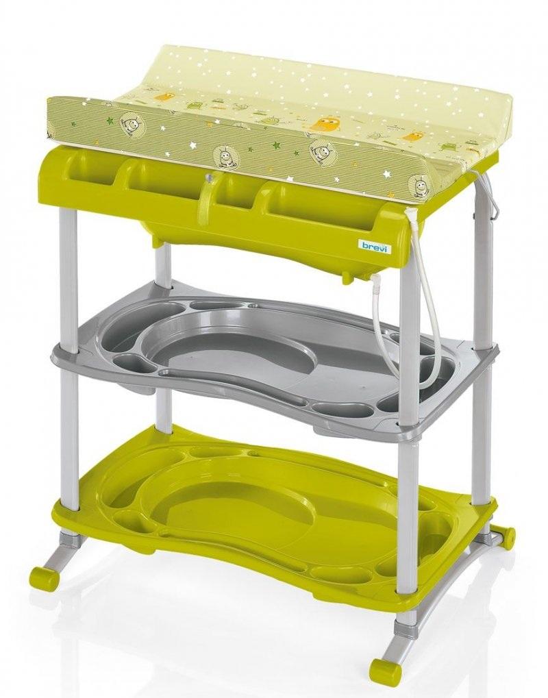 Стол для пеленания Atlantis, зеленыйстолы для пеленания<br>Стол для пеленания Atlantis, зеленый<br>
