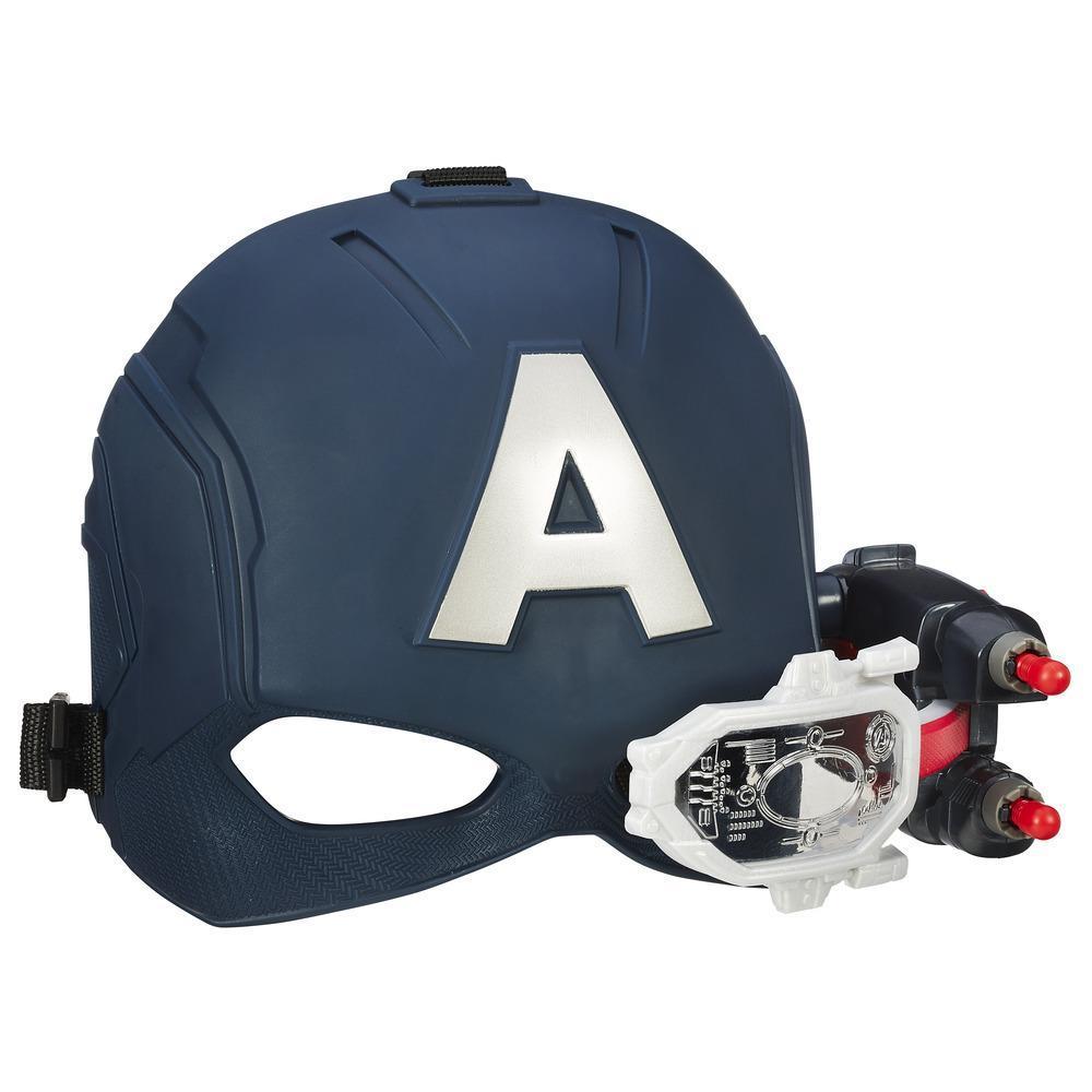 Электронный шлем Капитана Америки из серии «Первый Мститель»Avengers (Мстители)<br>Электронный шлем Капитана Америки из серии «Первый Мститель»<br>