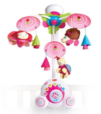 Мо Принцесса - Многофункциональный мобильМобили и музыкальные карусели на кроватку, игрушки дл сна<br>Мо Принцесса - Многофункциональный мобиль<br>