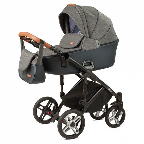 Купить Детская коляска Nuovita Carro Sport 2 в 1, Nero/Черный