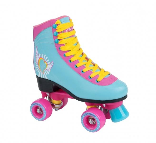 Купить Ролики-квады Disco Skate Wonders, размер 37/38, Hudora